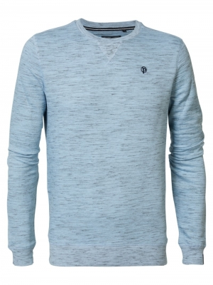 Sweater R-Neck logo
