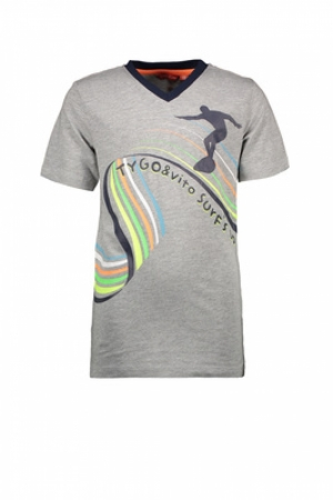 Shirt SURF-S UP  logo