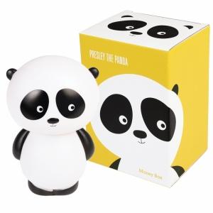 presley the panda logo